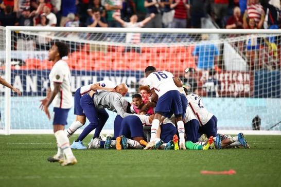 Estados Unidos derrotó a México en la final de la Liga de Naciones de la Concacaf