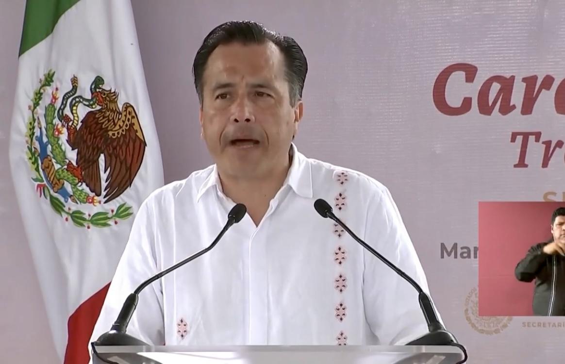 Veracruz, este 2021 «no vaciló en darle portazo al conservadurismo»: Cuitláhuac García