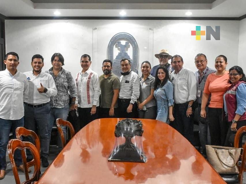 Buscan formalizar a vendedores ambulantes en Coatzacoalcos