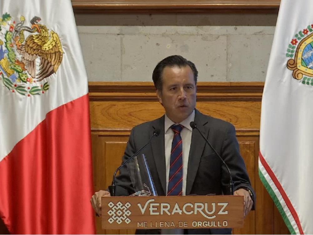 Agradeció Gobernador de Veracruz comportamiento cívico en jornada electoral