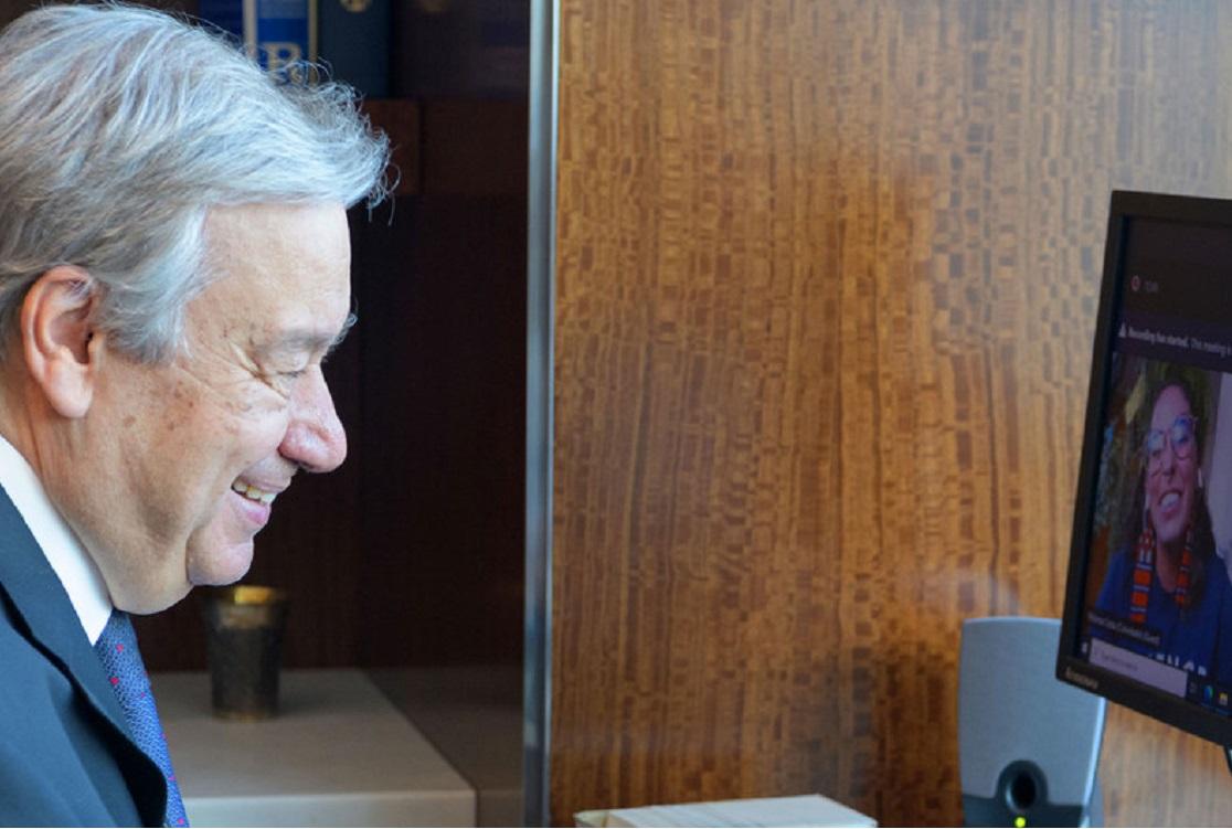 Consejo de Seguridad apoya la reelección de Guterres como Secretario General