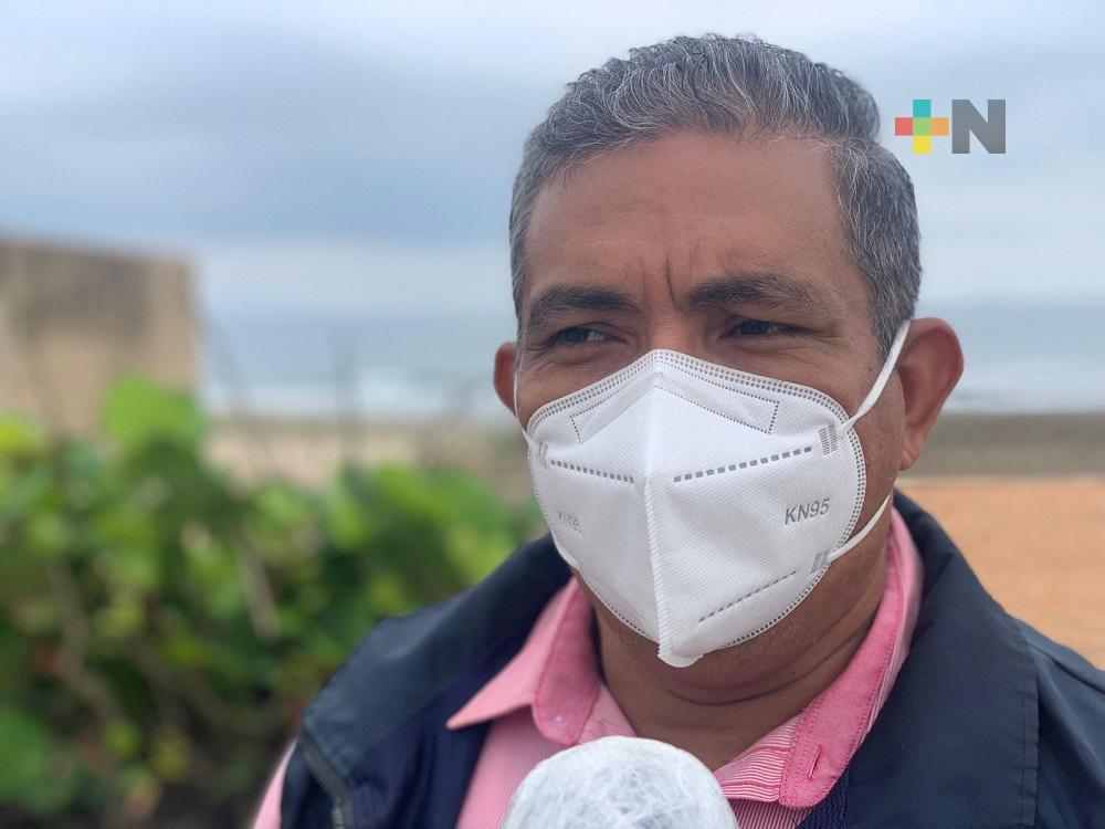 Por temporada de lluvias y huracanes, Protección Civil municipal monitorea constantemente ríos Calzadas y Coatzacoalcos