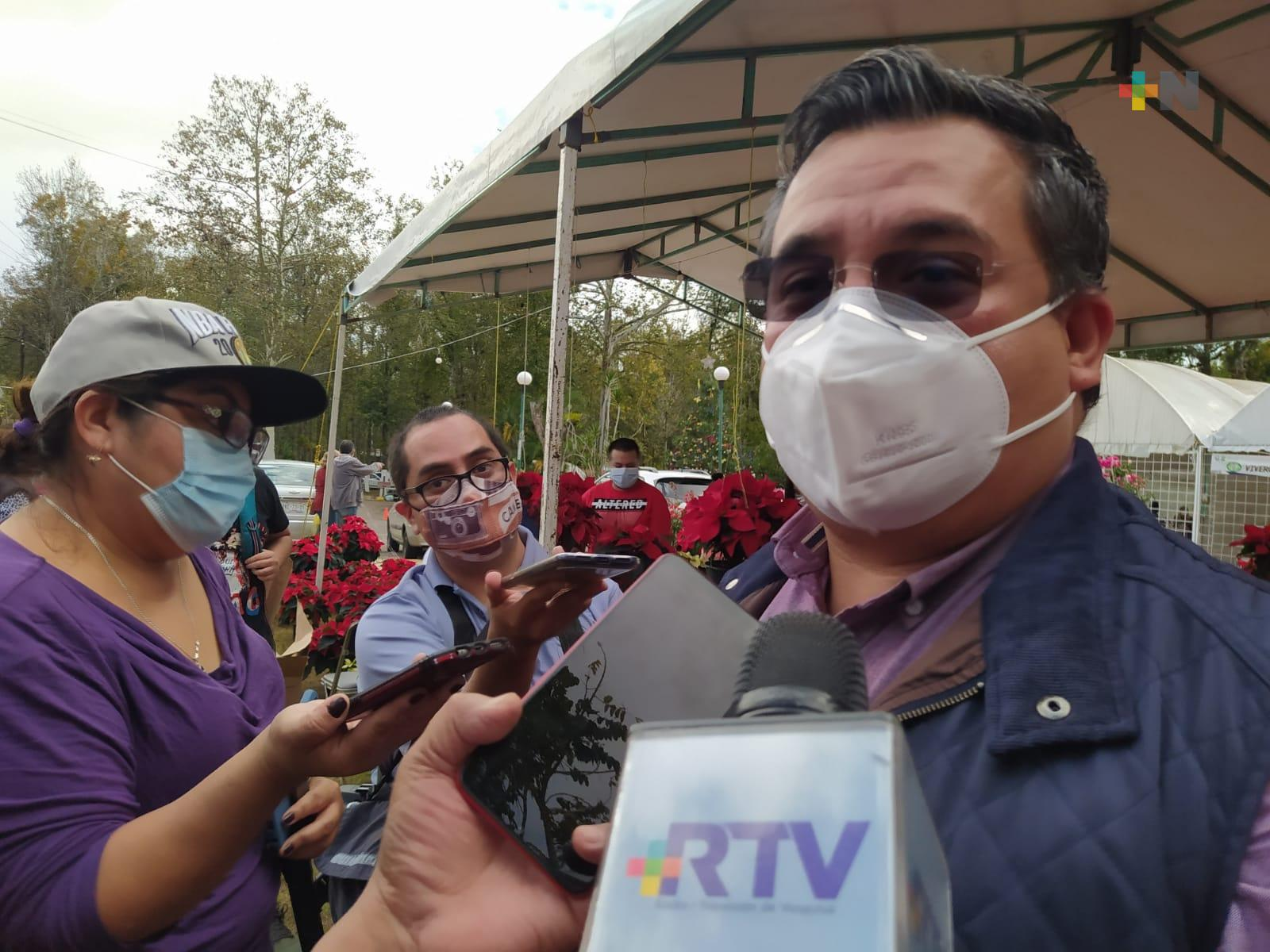 Sin afectaciones graves en sector agropecuario por temporal de lluvias en Veracruz: Sedarpa