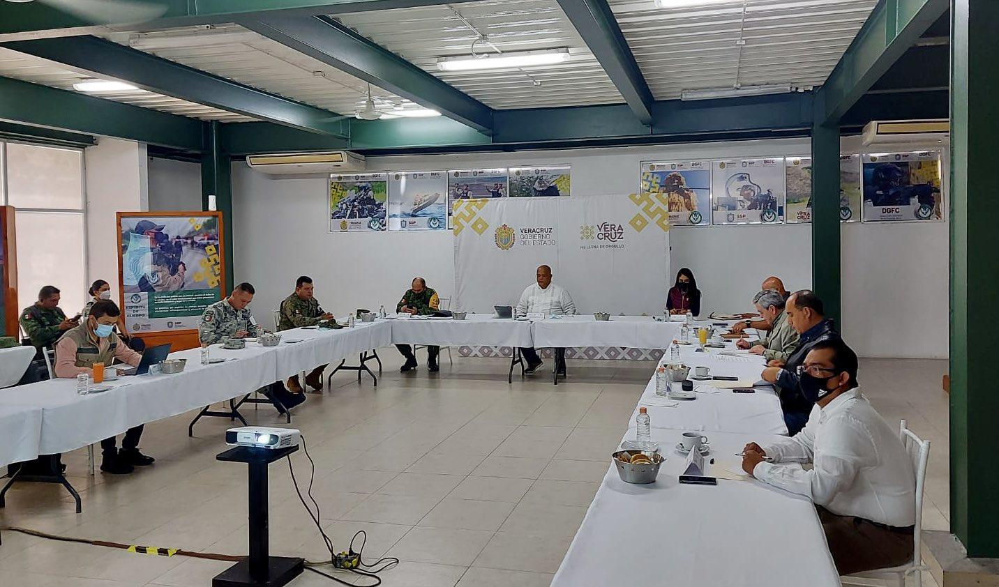 Cumplimentó Fiscalía de Veracruz 13 mandamientos judiciales y logró seis detenciones en flagrancia