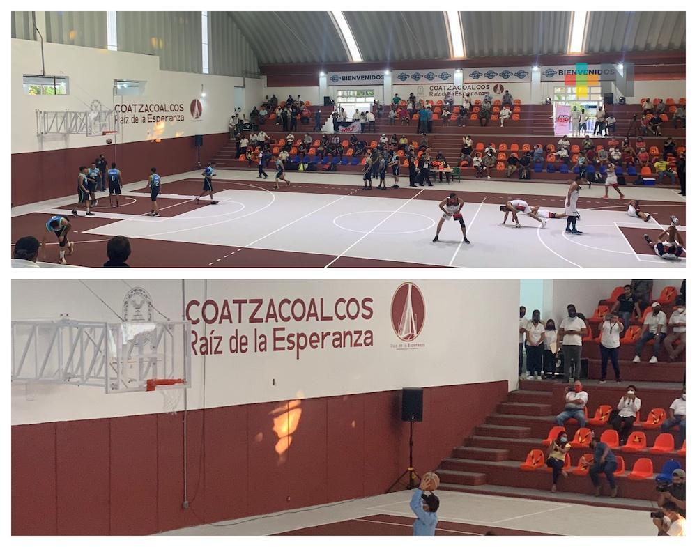Pemex y Cementos Moctezuma trabajan con el municipio para rescatar espacios en Coatzacoalcos