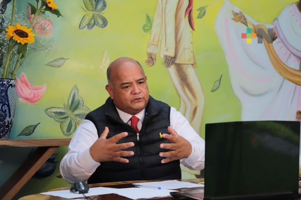 Refrenda el secretario Cisneros Burgos el compromiso de Veracruz para promocionar su riqueza histórica
