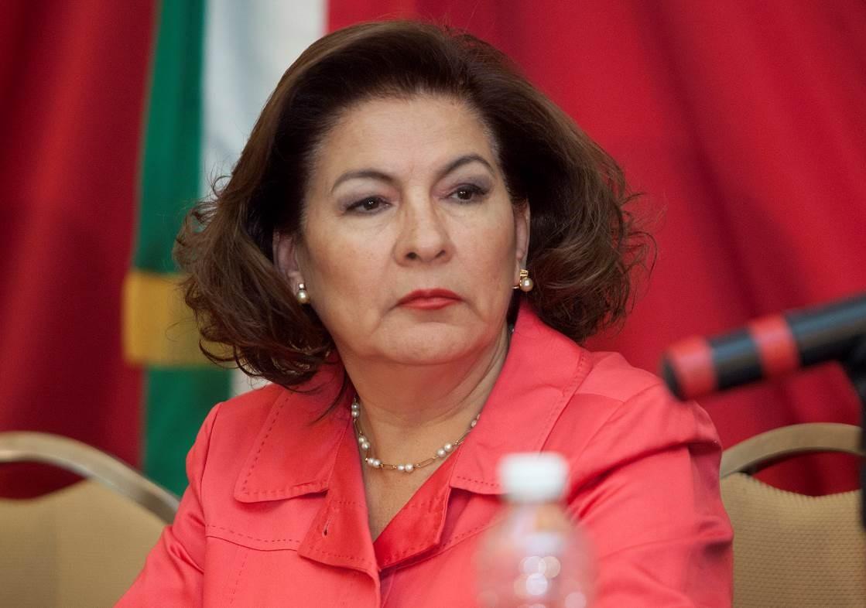 Reconoce Isabel Miranda de Wallace disminución de 43.8% de los secuestros en Veracruz