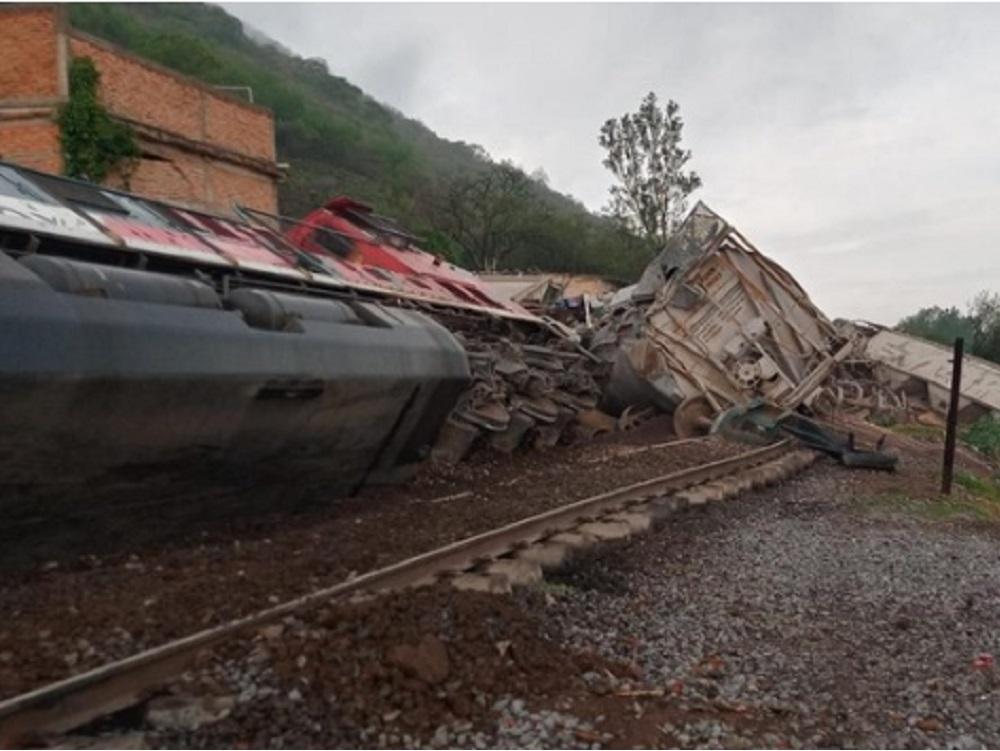 Lista Comisión Investigadora del accidente ferroviario en Jalisco