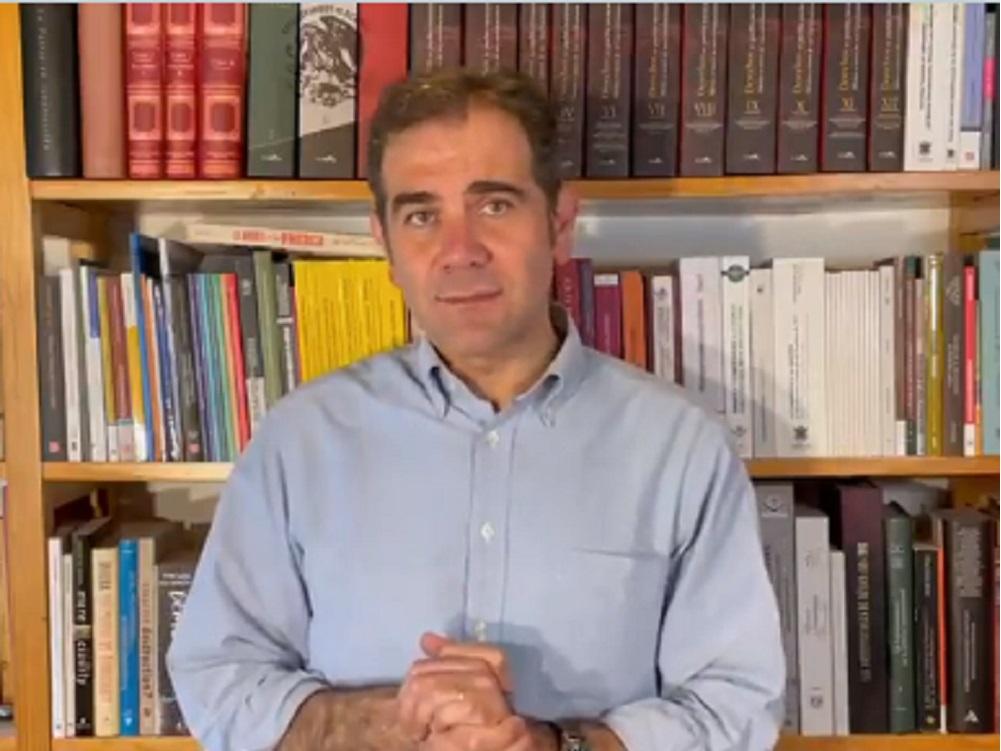 Con 500 mdp de ahorro que tenía el INE, se pudo organizar consulta popular: Lorenzo Córdova