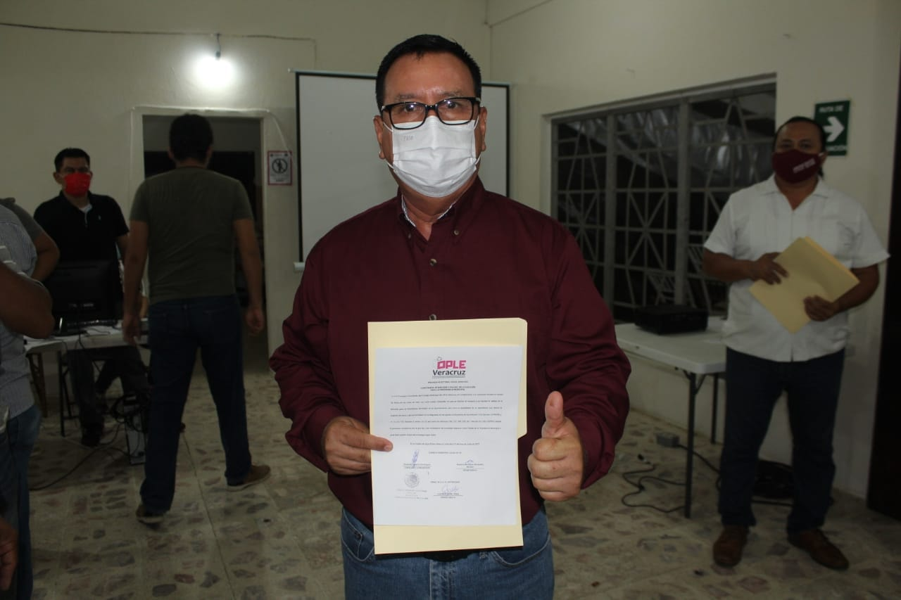 Agua Dulce tendrá un gobierno con rostro humano: Noé Castillo