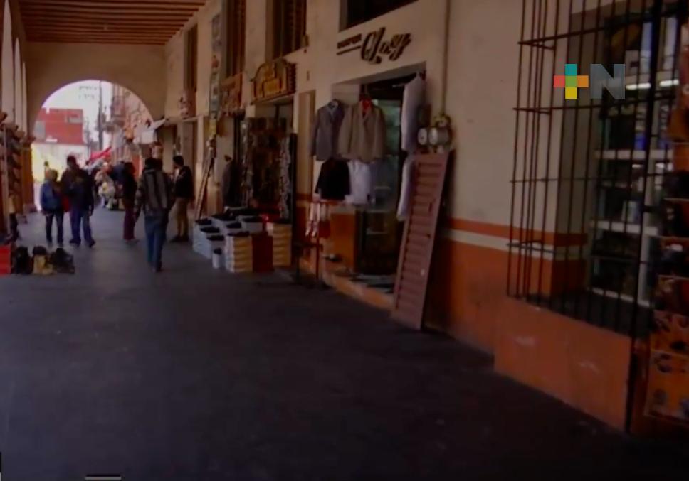 En Perote, comercios siguen afectados en su economía por la pandemia
