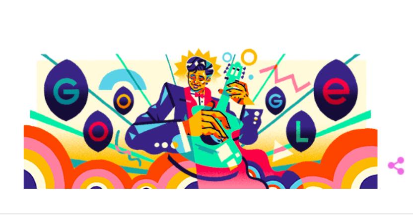 Google homenajea al cantautor mexicano Roberto Cantoral