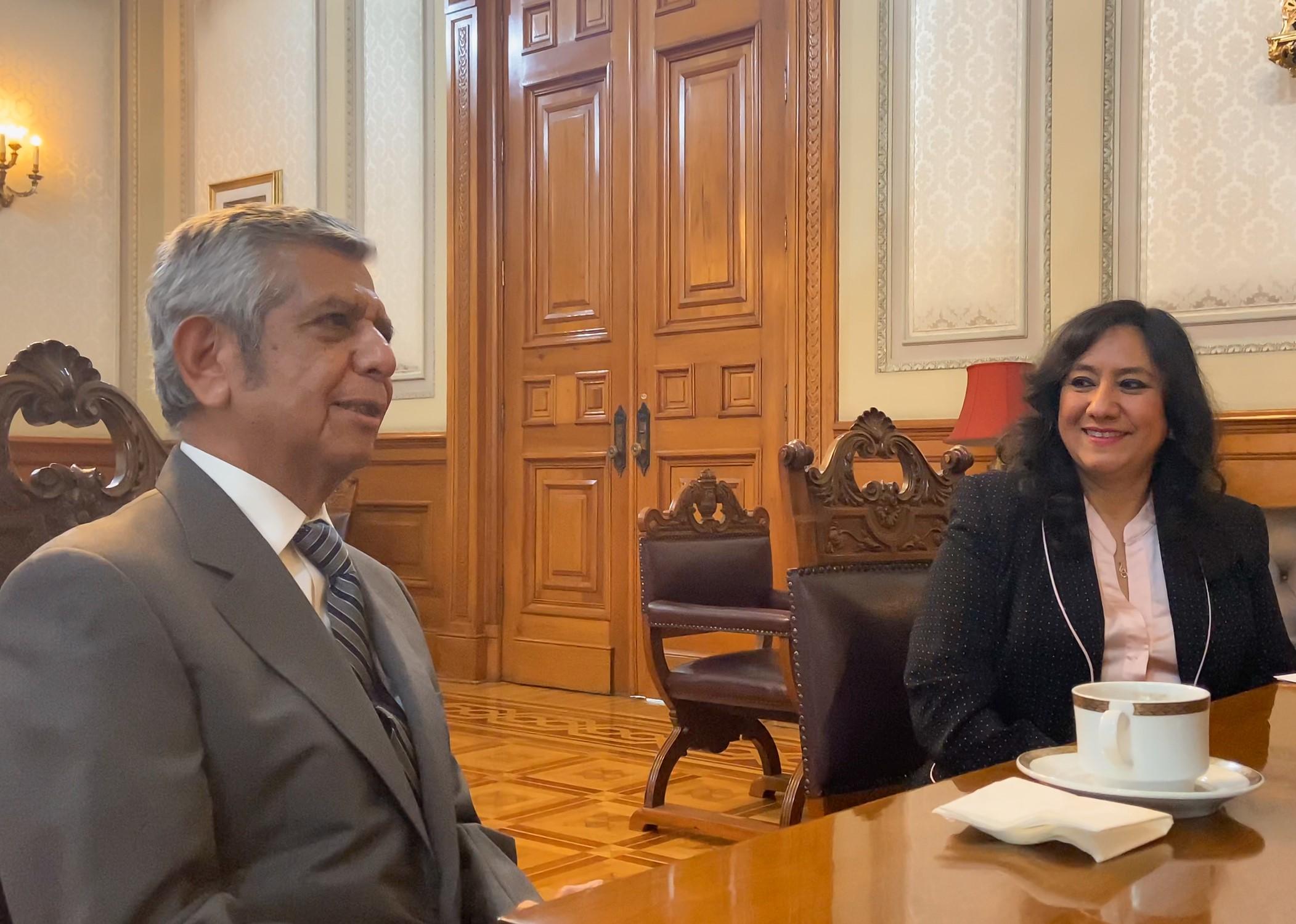Irma Eréndira Sandoval deja la Secretaría de la Función Pública; la sustituye Roberto Salcedo