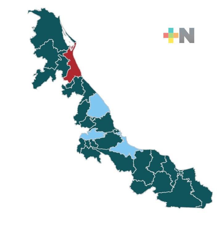 Juntos Haremos Historia y Morena aventajan en diputaciones de 17 distritos de Veracruz