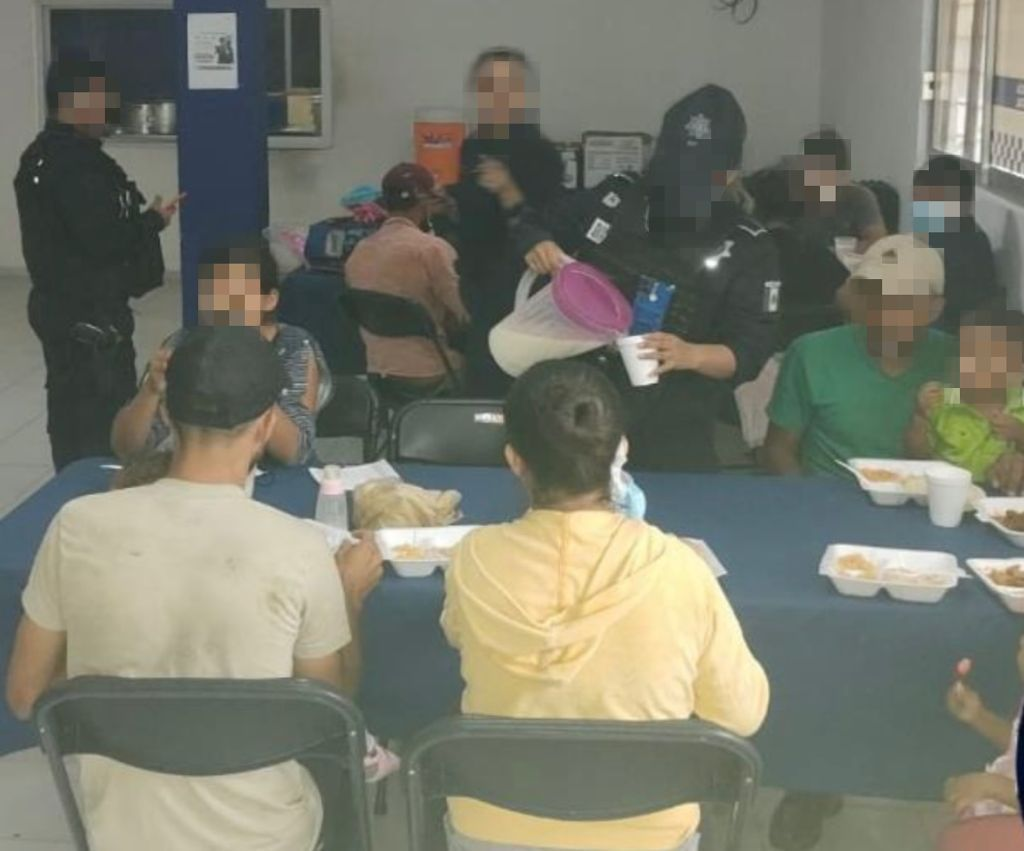 Rescata SSP Veracruz a 181 migrantes, en cinco municipios