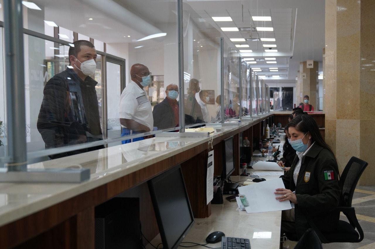 Realiza INM campaña de actualización del Registro Nacional de Extranjeros