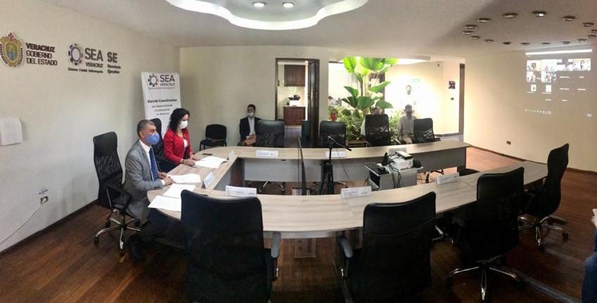 Política Estatal Anticorrupción de Veracruz, aprobada por el Comité Coordinador del SEA Veracruz