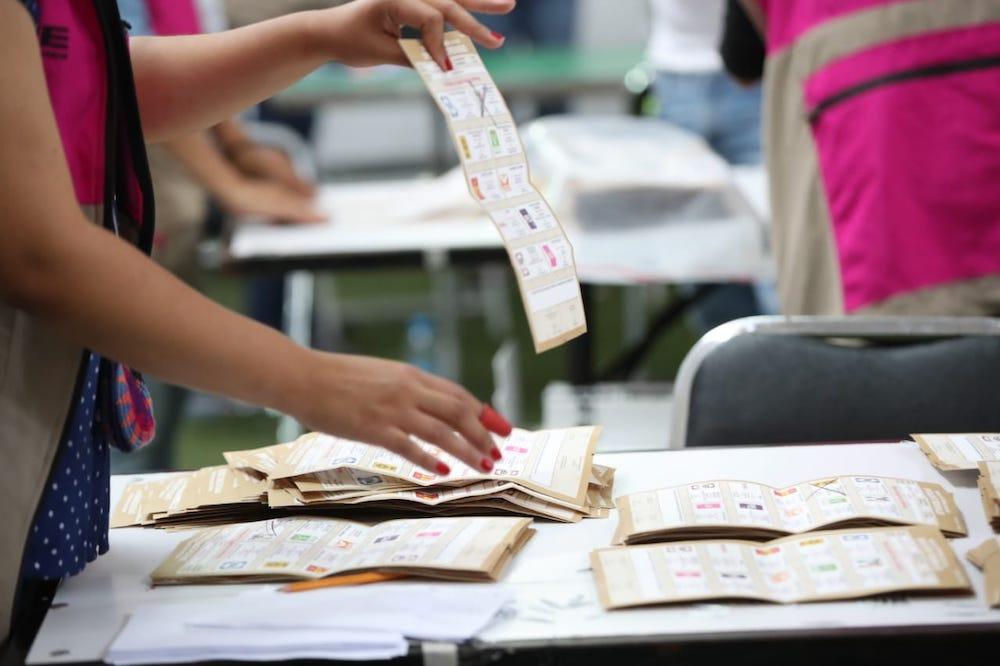Luego del conteo de este miércoles, INE determinó recuento total de votos en dos distritos federales de Veracruz