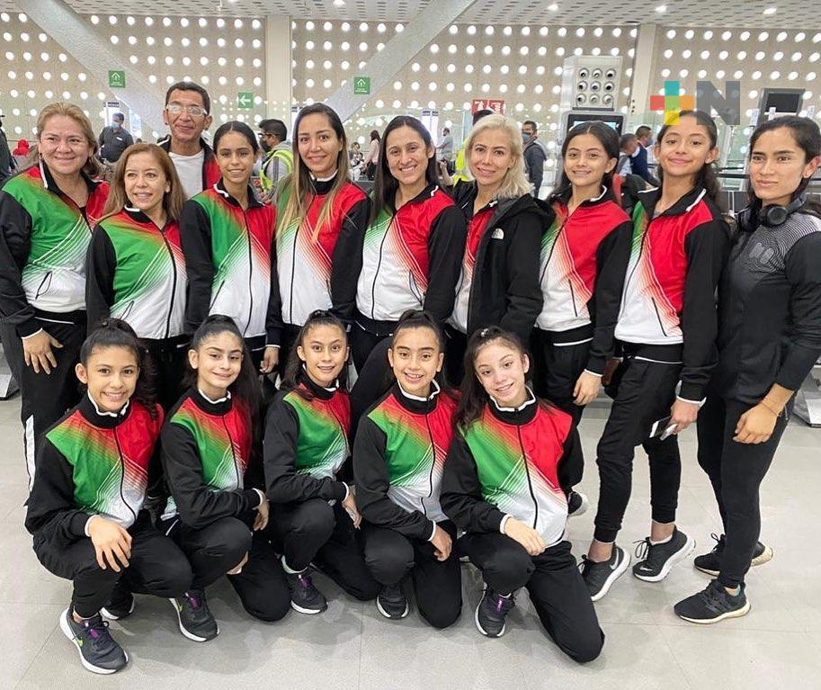 Desireé Portugal competirá en Panamericano de Gimnasia Rítmica