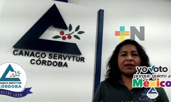 A fin de incentivar que ciudadanía vote este 6 de junio, Canaco Córdoba hizo la campaña Vota y Gana