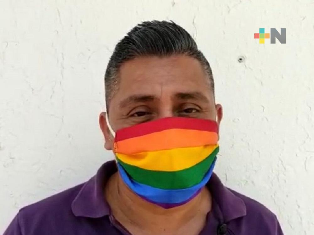 De nuevo, colectivo de Coatzacoalcos pide respeto a personas con preferencias sexuales distintas