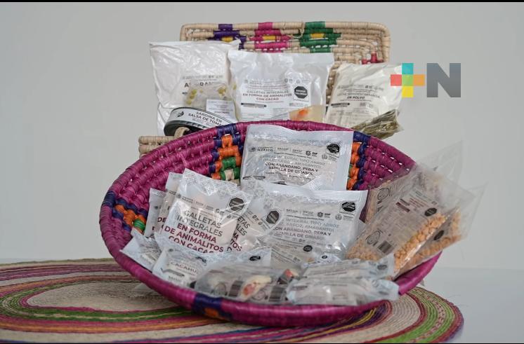 A través de asistencia alimentaria, DIF Estatal atiende principales necesidades de población en situación vulnerable