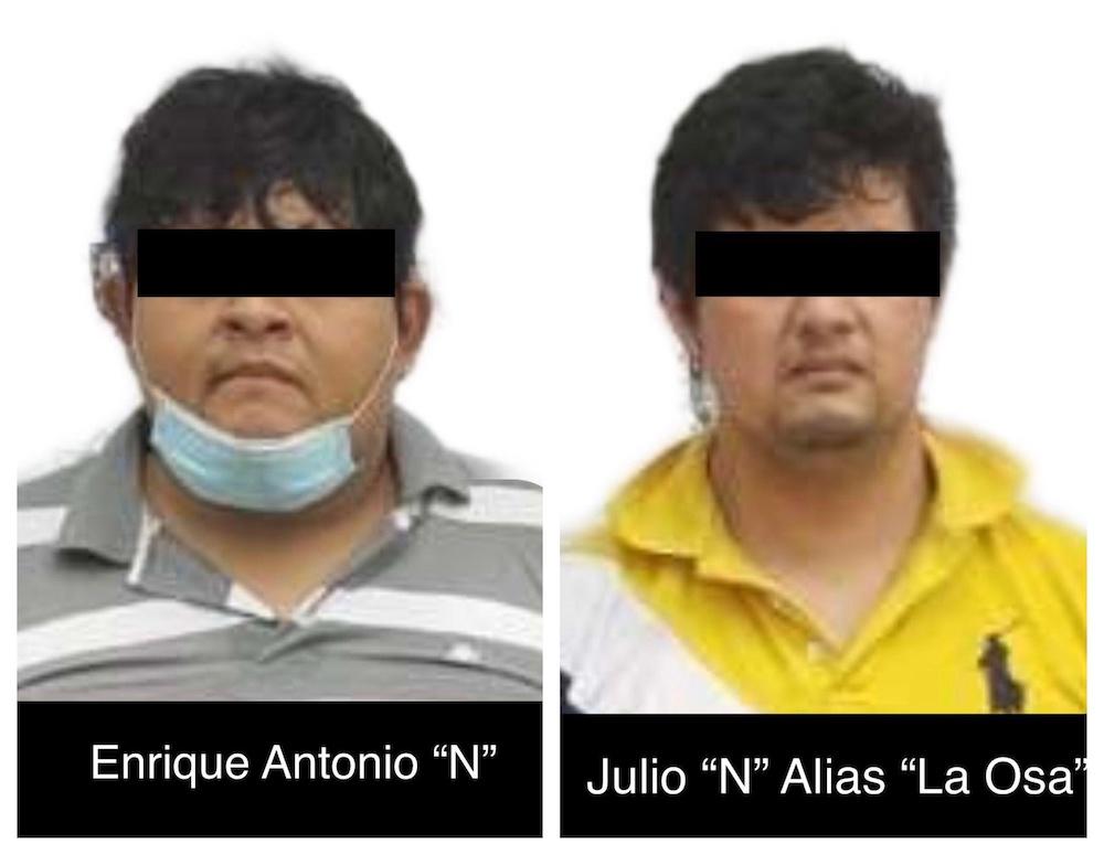 Rescata SSP a una mujer privada de su libertad; hay dos detenidos, en Poza Rica