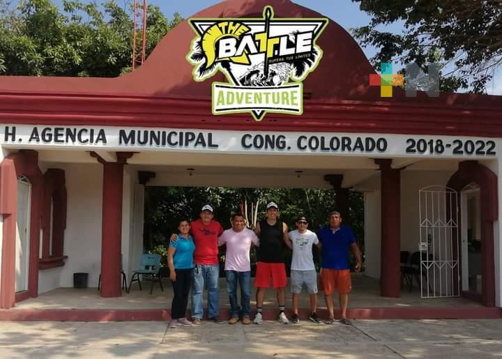Preparan evento «The Battle Adventure» Coatzacoalcos