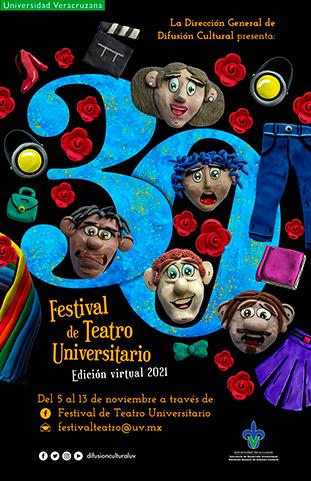 UV invita a participar en el 30 Festival de Teatro Universitario