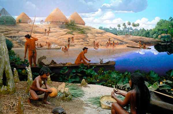 Descubren que humanos llegaron a América por lo menos seis mil años antes de lo que se conocía