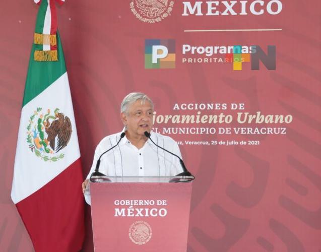 México comienza a salir de la crisis económica generada por la pandemia: AMLO
