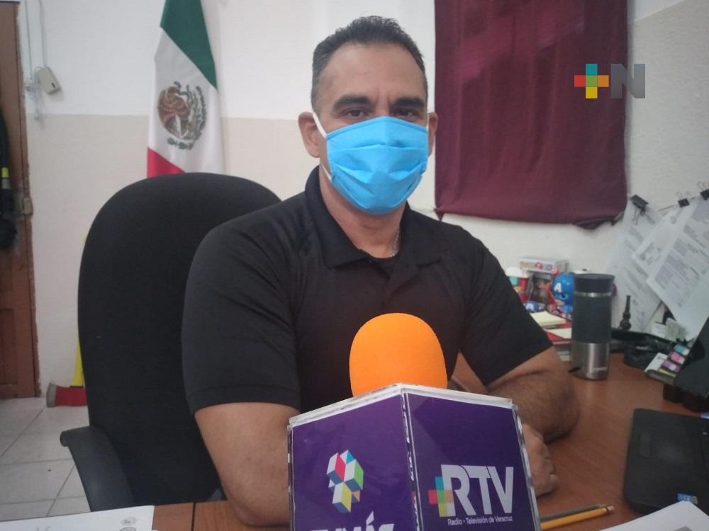 Solo un salvamento se ha atendido en playas de Veracruz puerto, durante temporada vacacional: Protección Civil