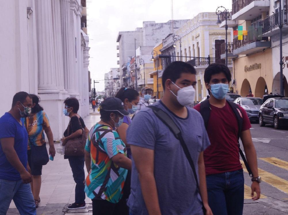 Aprueban ciudadanos del puerto de Veracruz decreto para evitar aumenten contagios de coronavirus