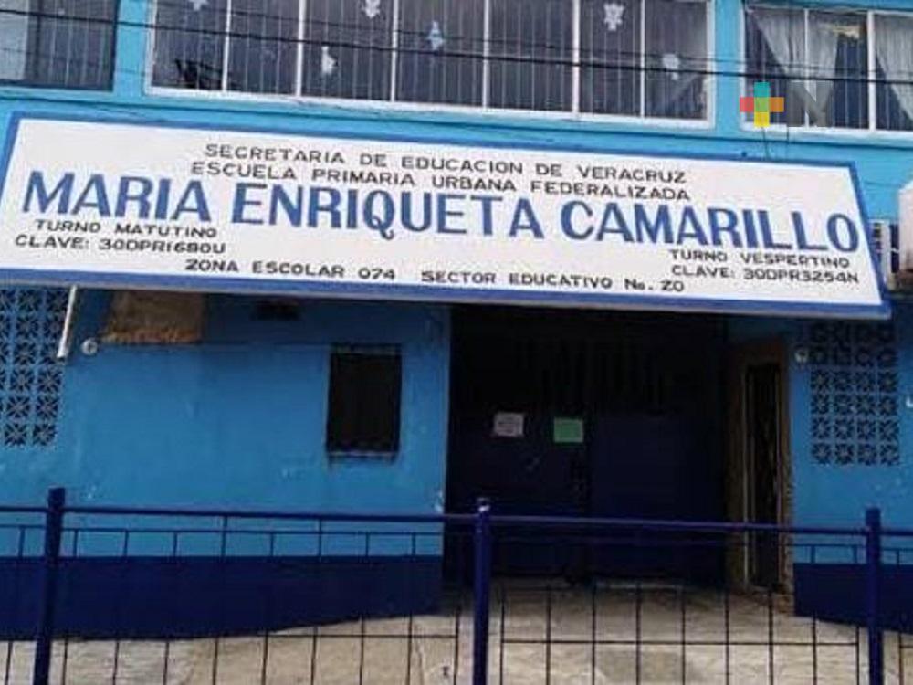 Del 15 de agosto al 10 de septiembre será el periodo de inscripciones en escuelas de Coatzacoalcos para ciclo escolar 2021-2022