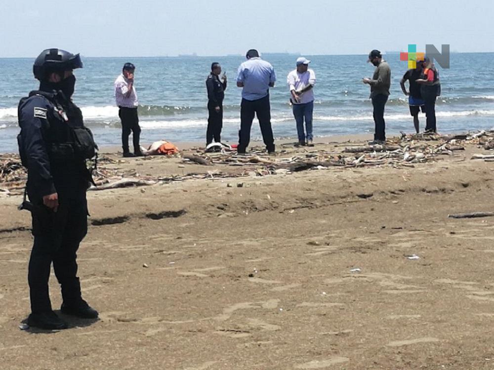 Durante temporada vacacional se triplican accidentes por sumersión en costas de Veracruz: Coepra