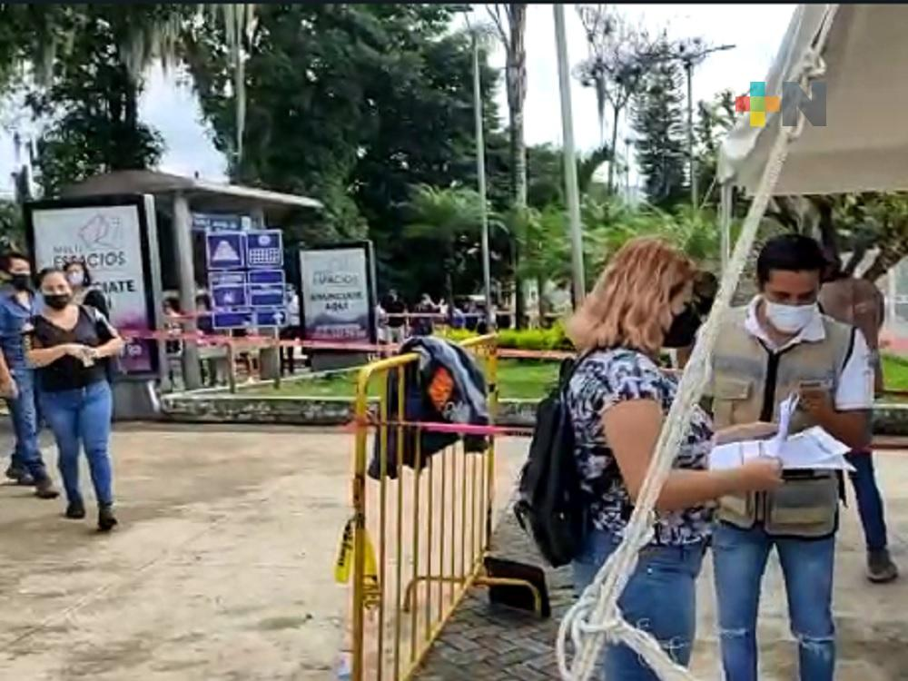 En Córdoba y Fortín, inició Jornada de Vacunación para personas de 30 a 39 años