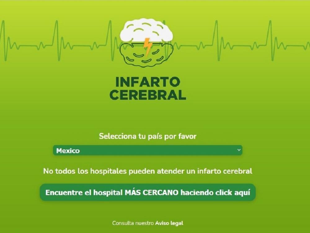 Federación Mundial de Neurología informa sobre hospitales para atender infartos cerebrales