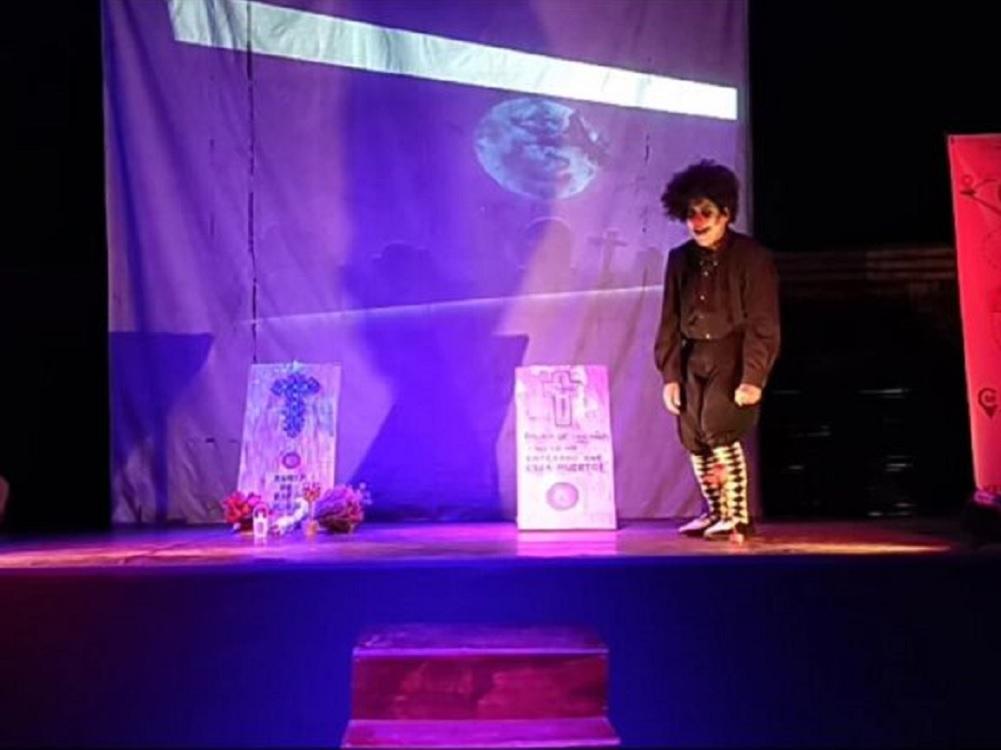 """Fin de semana de teatro clown y son jarocho en """"Cultura con ambiente"""""""