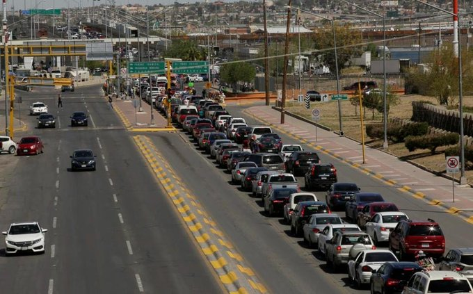 Frontera terrestre entre Estados Unidos y México permanecerán cerradas