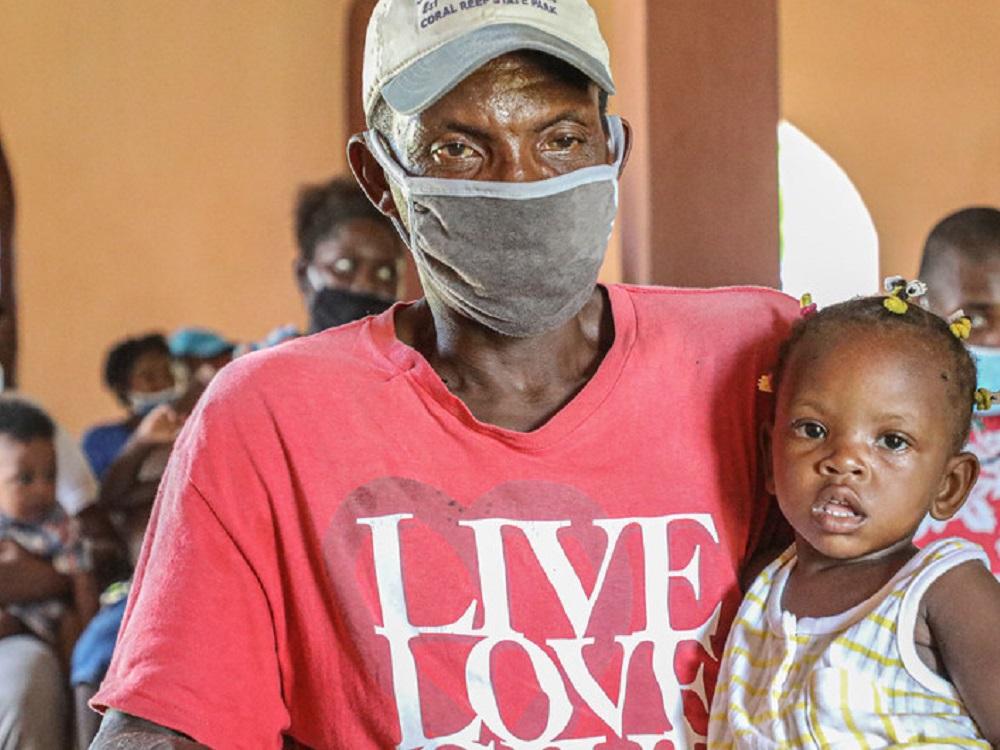 Haití recibe 500.000 vacunas del COVID-19 donadas por Estados Unidos