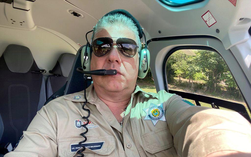 Implementa SSP-Veracruz operativo de vigilancia en zona norte del estado
