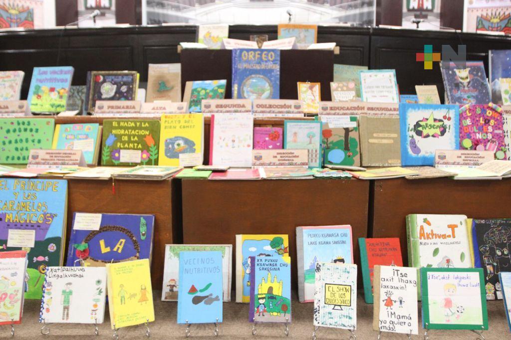 Con estilos de vida saludable, SEV integra segunda colección del Libro Artesanal Veracruzano 2021
