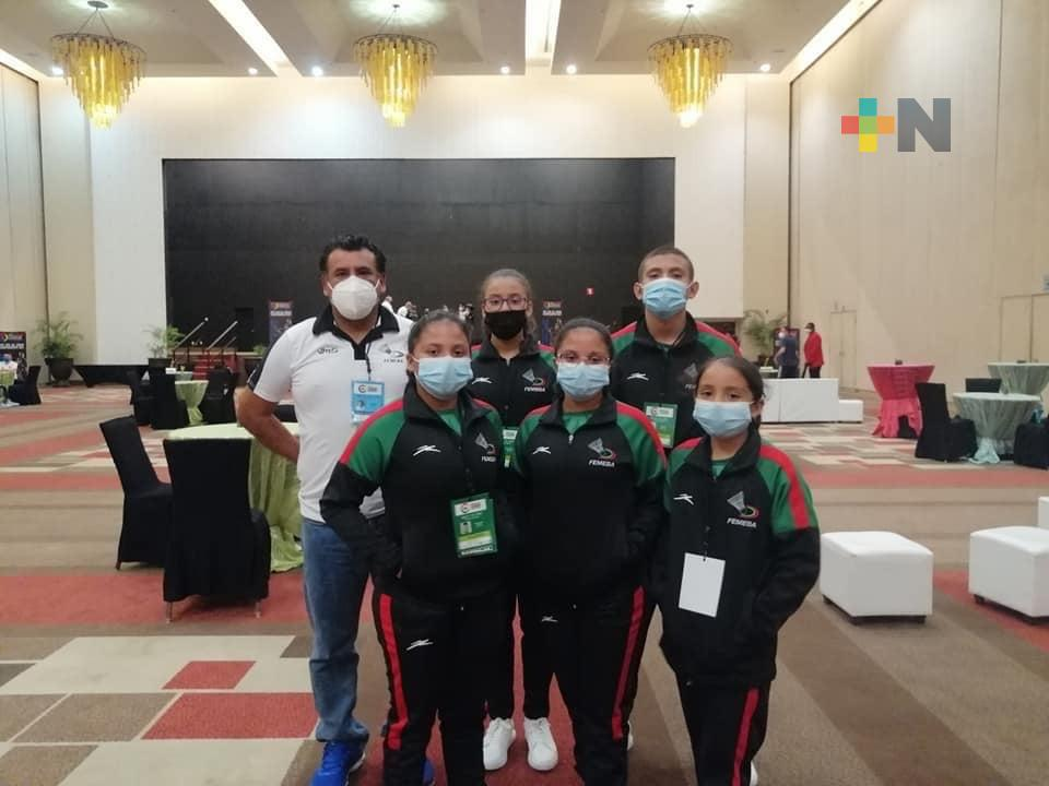 Badmintonistas veracruzanos encaran Campeonato Panamericano Junior