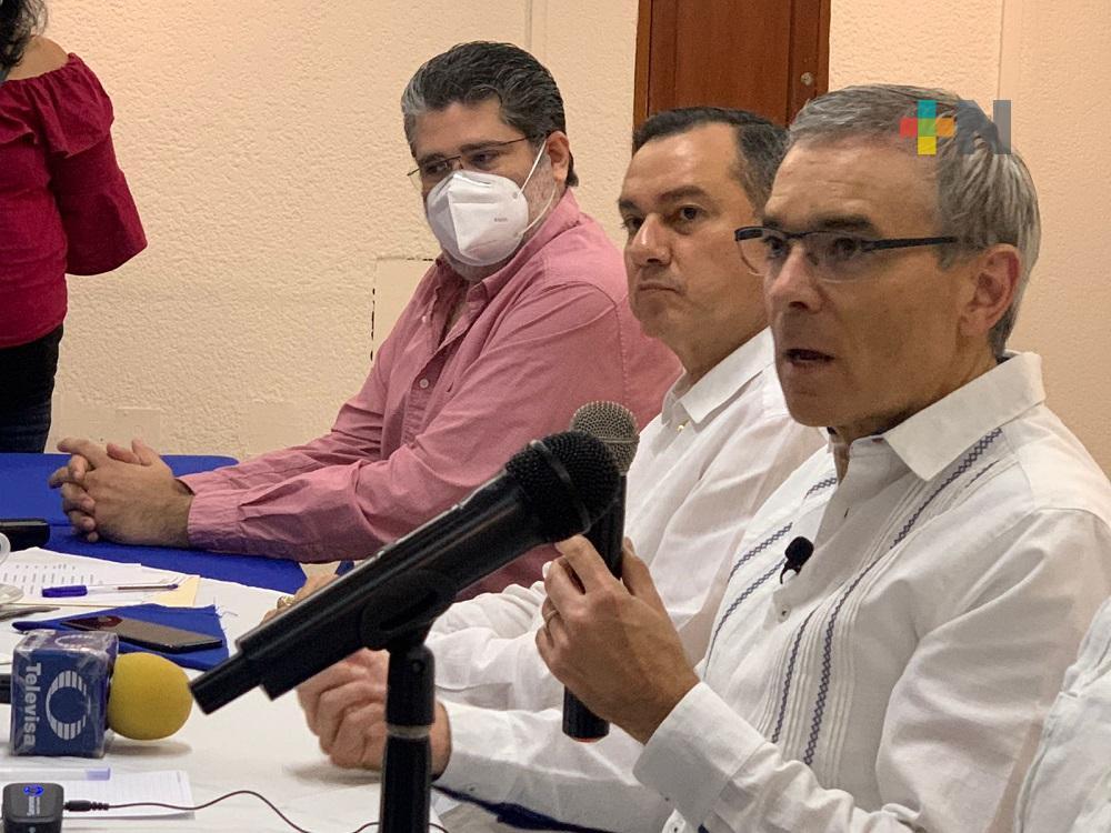 Si se redistribuye IVA en municipios y estados, se logrará un desarrollo sustentable en ciudades: Pérez Góngora