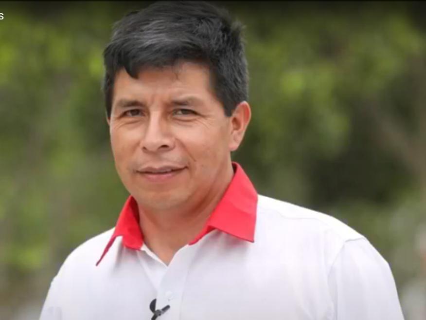 México felicita a Pedro Castillo Terrones por triunfo en elecciones presidenciales de Perú