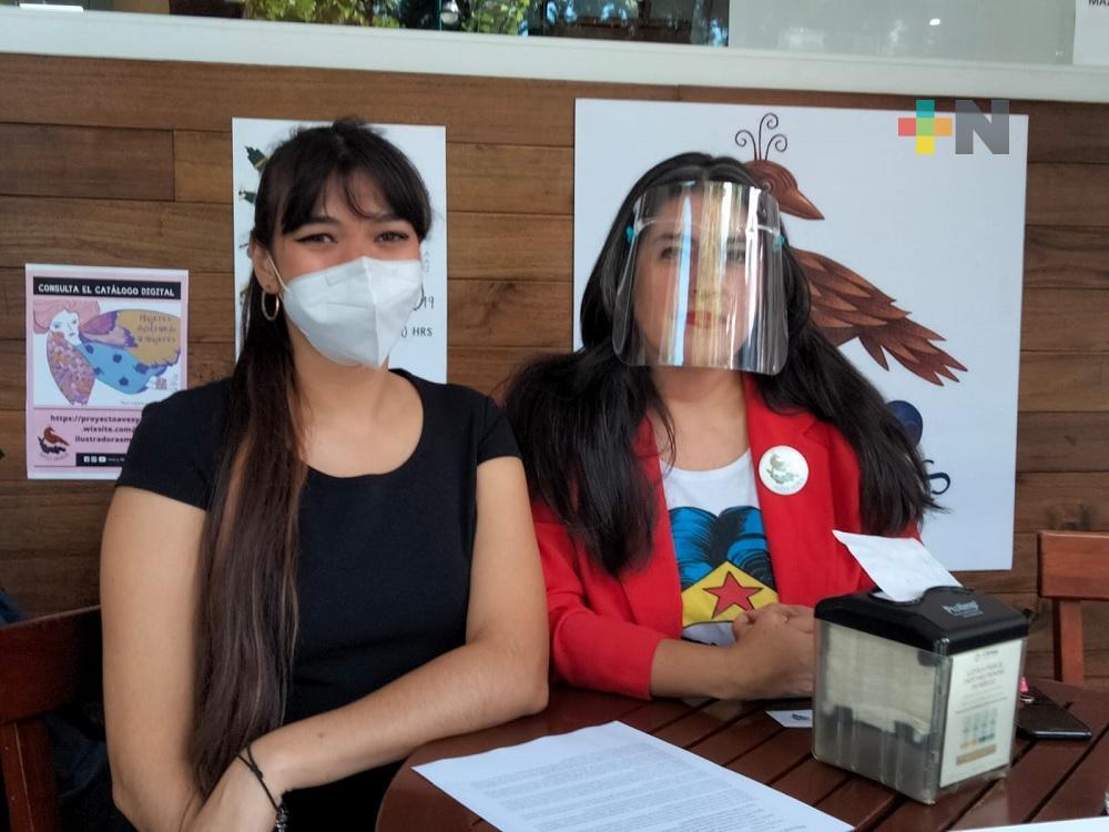 Proyecto Aves y Moras ofrecerá taller para mujeres que deseen ser escritoras