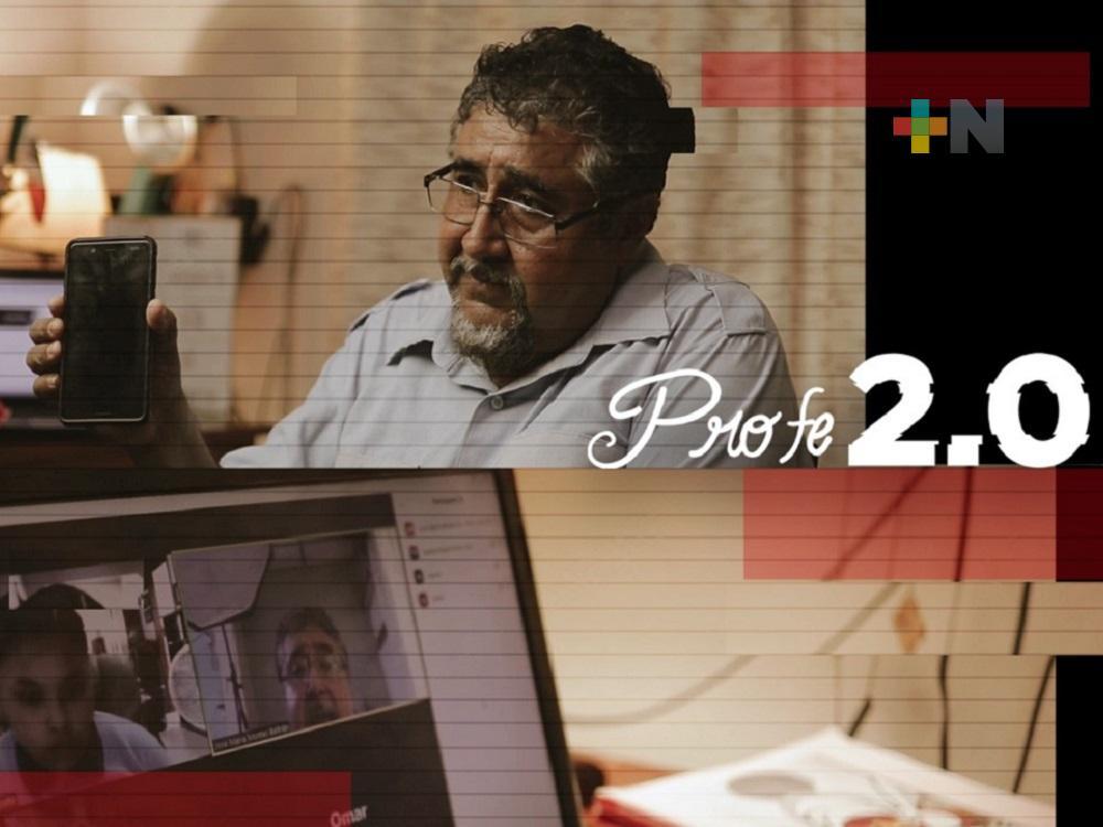 """Realizadores de cine de Nanchital, competirán con cortometraje """"Profe 2.0"""" en Festival Internacional de Cine de Monterrey"""