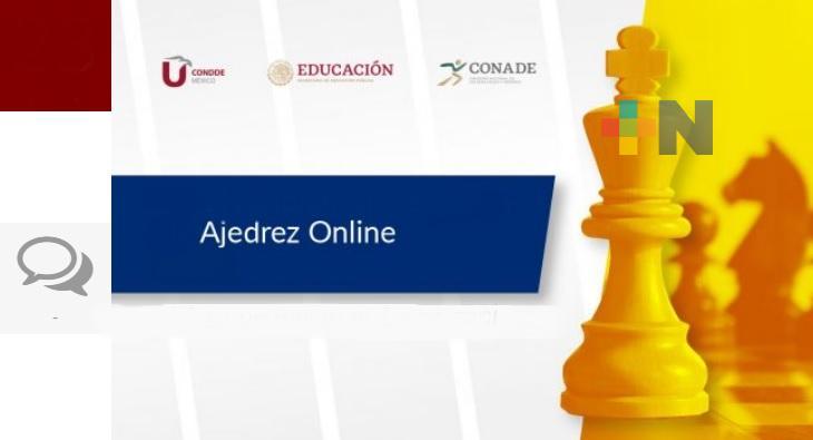 Universidad Veracruzana organizará campeonatos virtuales del CONDDE
