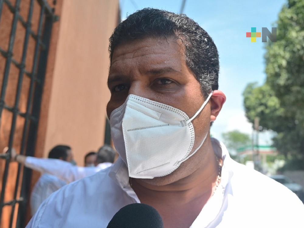 Alcalde electo de Platón Sánchez, agradeció visita de gobernador Cuitláhuac García