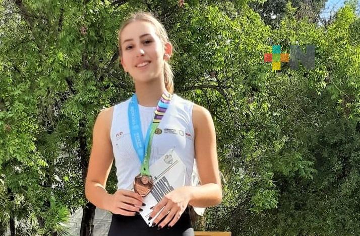Veracruz finaliza participación en atletismo de los Nacionales CONADE